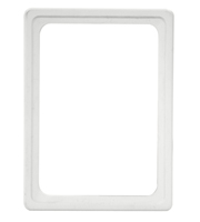 Presentation Frames without sheets, A6, white