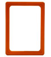 Prijskaartraam A6 oranje