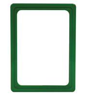 Presentation Frames without sheets, A6, green