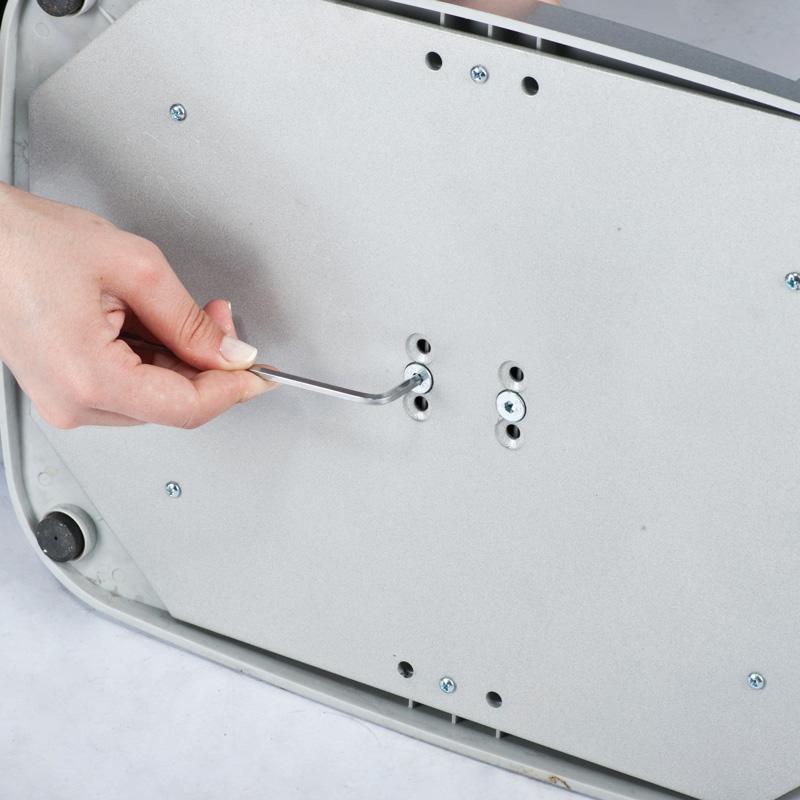 Folder menuboard 2xA4 capacity