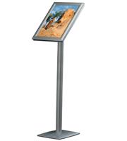 Menubord flexibel opti frame A3 hoogte 1060 mm staand, hoogte 1000 mm liggend