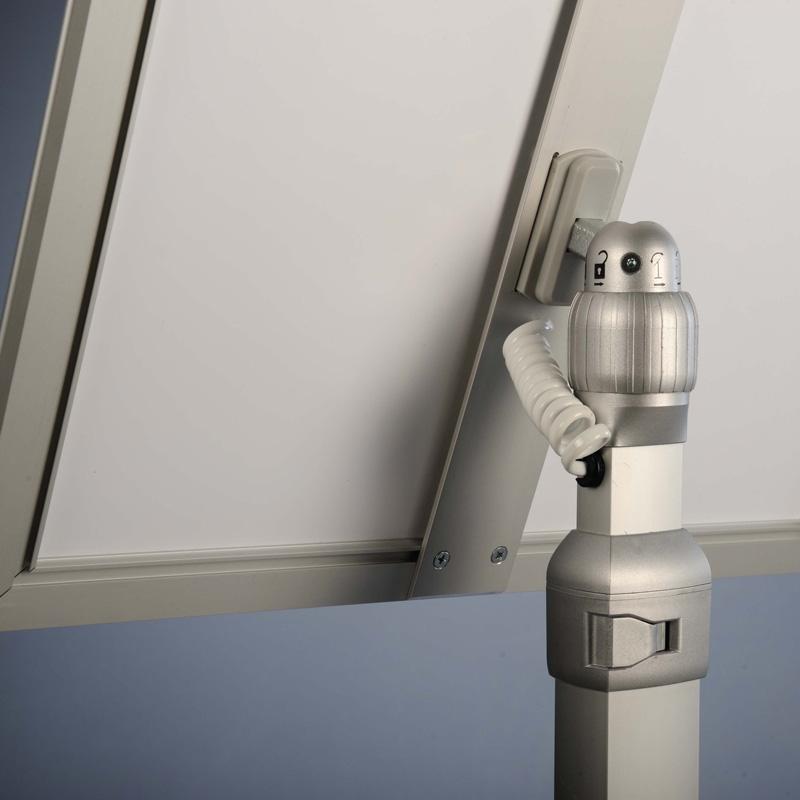 Menubord A4 LED verstelbaar