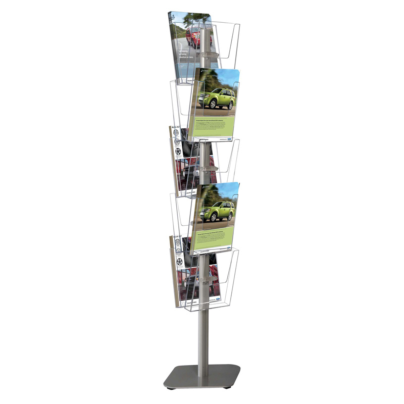 Multiside brochure set 2x5 A4