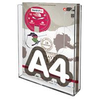 Brochure houders voor aan de muur A4