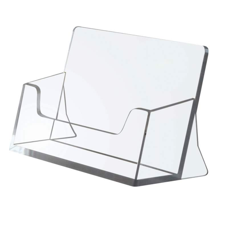 Business card holders clear