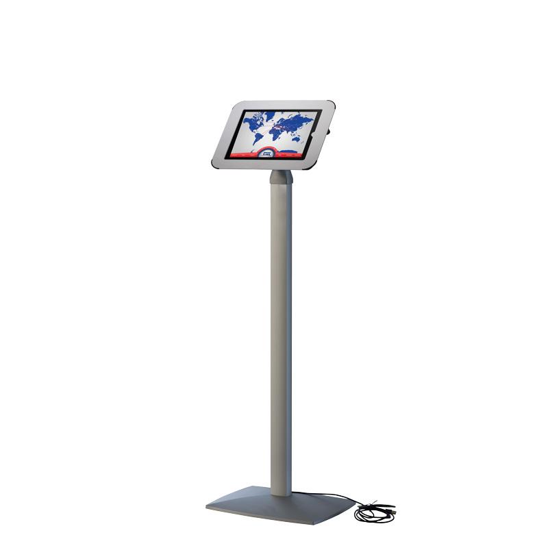 Kiosque flexible pour la couverture blanche d'ipad
