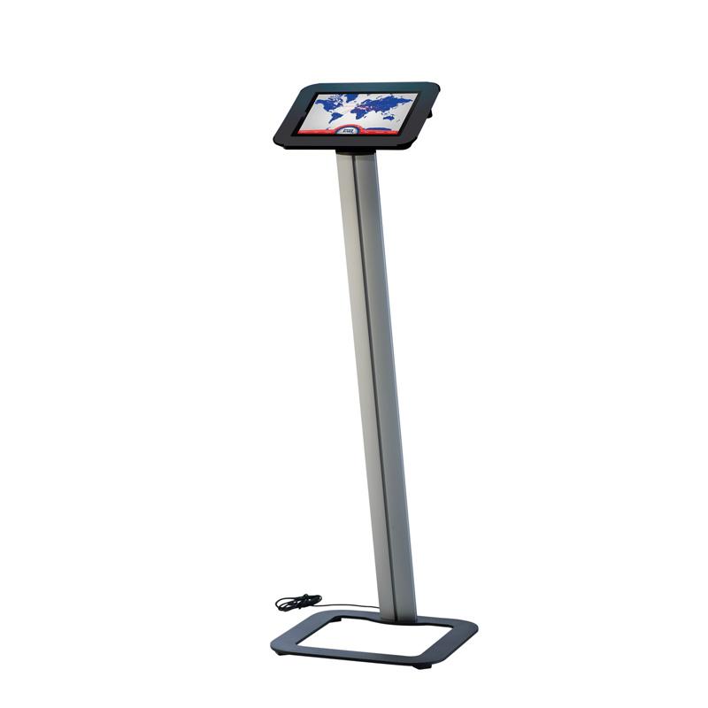 Novel Kiosk for the iPad, black top