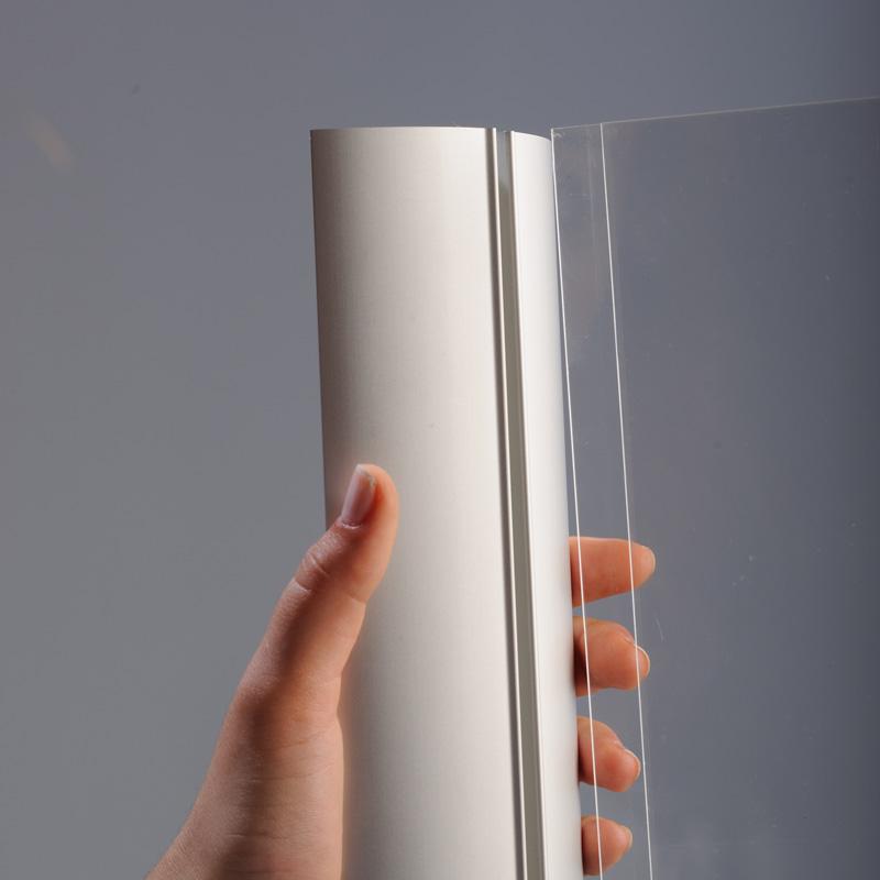 Swing Wing aluminium base 210 mm