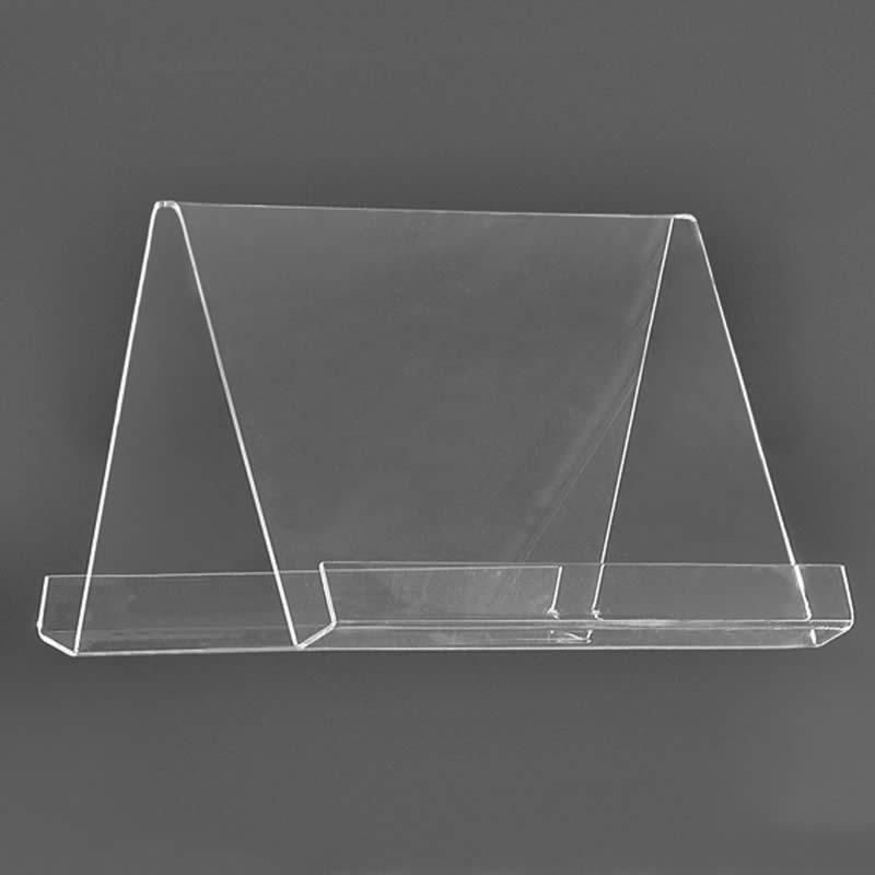 Acrylic shelf double-sided 3 x A4