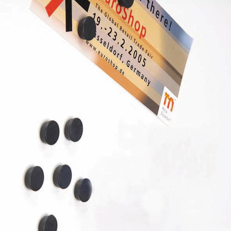 Framebord 9 mm magnetisch 6 x A4