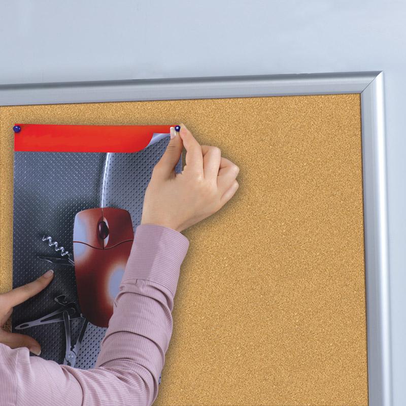 Cork board 4 x A4