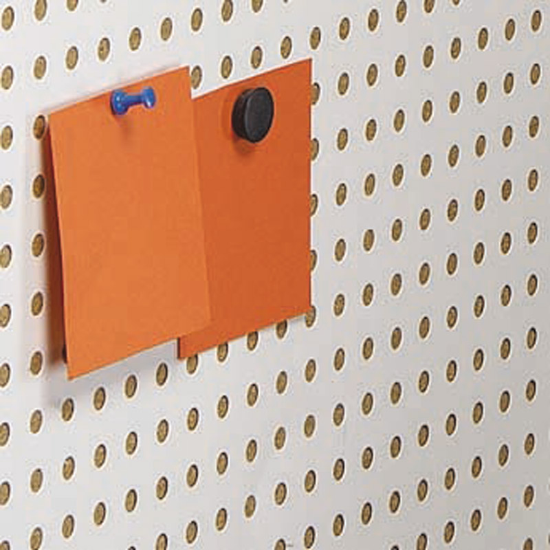 Magnetic and cork noticeboard, 4xA4