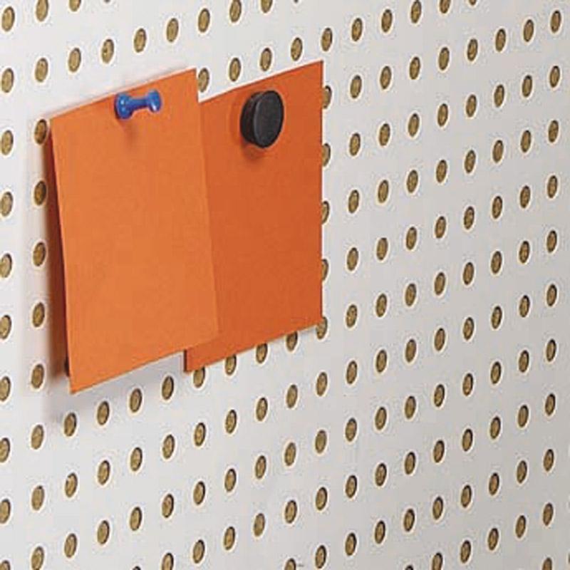 Notitiebord, magnetisch en kurk, 6xA4
