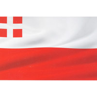 Vlag Utrecht 1500 x 2250 mm