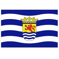 Vlag Zeeland 1500 x 2250 mm