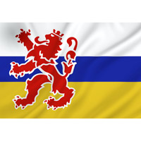 Vlag Limburg 1500 x 2250 mm