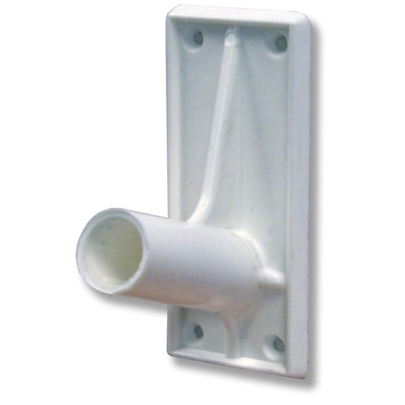 Self-adhesive flagpoleholder PVC
