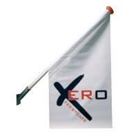 Bisonyl vlag 1180x500 x 680 mm wit 680 gr