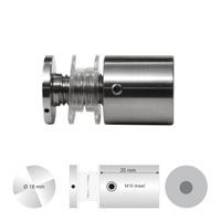 Afstandhouder Universeel 18 mm klembereik 8 - 16 mm Boorgat 13 mm