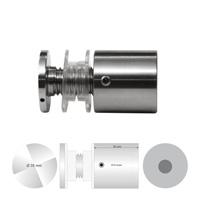 Afstandhouder Universeel 35 mm. klembereik 8 - 24 mm. boorgat 25 mm