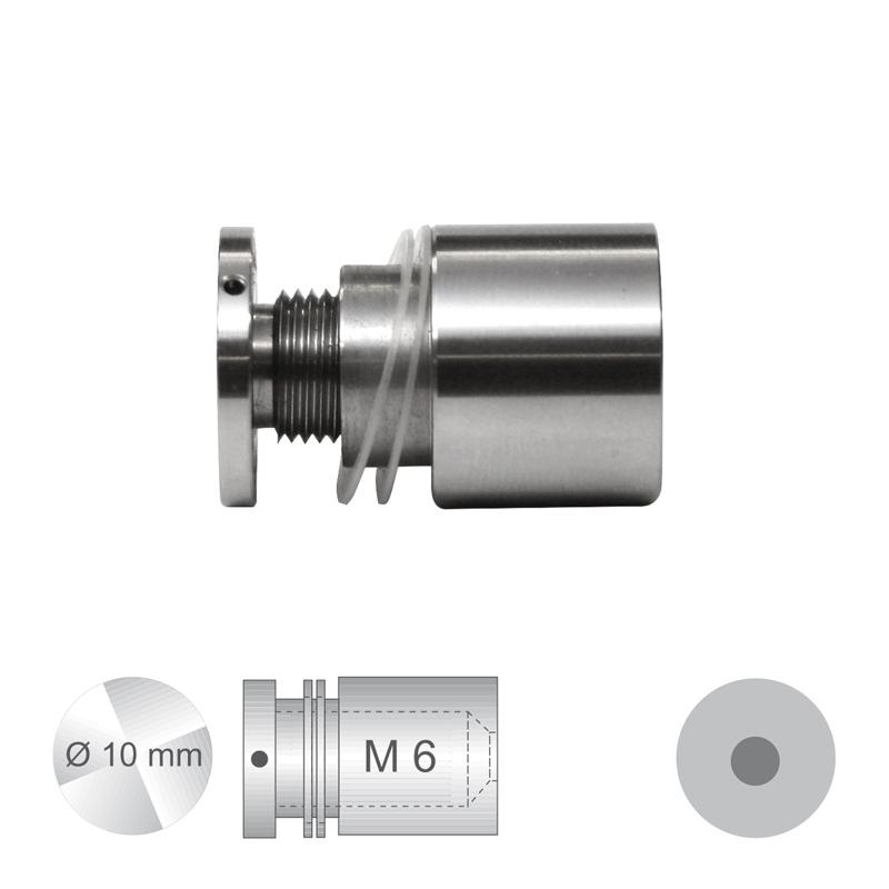 Afstandhouder ConFix3 klembereik 4 - 10 mm Ø 8 mm