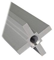 Support pour le système Irus, longueur 1500 mm