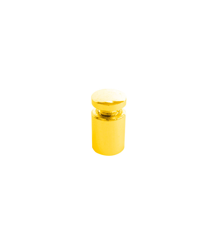 Multi-fix distance holder gold diameter 16 mm