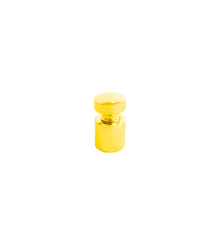 Distance holder gold diameter 9.9 mm
