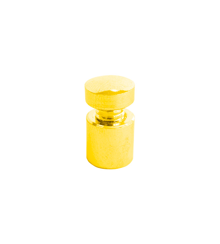 Multi-fix distance holder gold diameter 10 mm