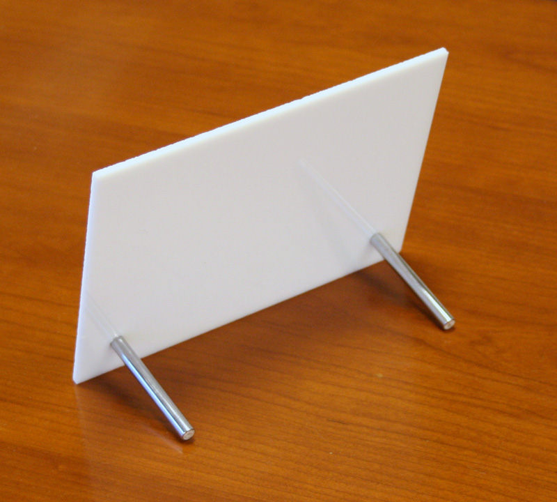 Multi-fix deskholder 70 mm - diameter 8 mm