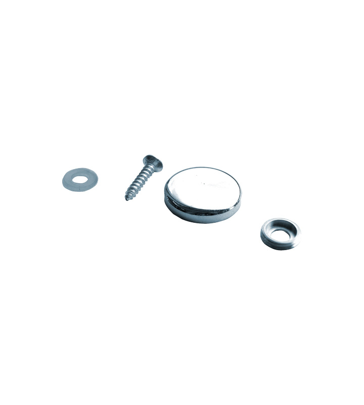 Multi-fix cover for screw diameter 20 mm