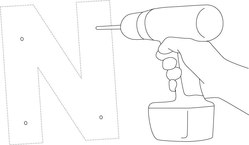 Click-Fix 215 afstandhouders 25 mm