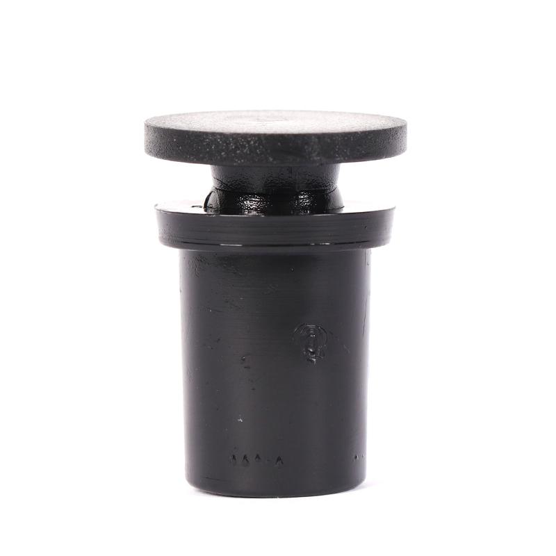 Spacers 20 mm black