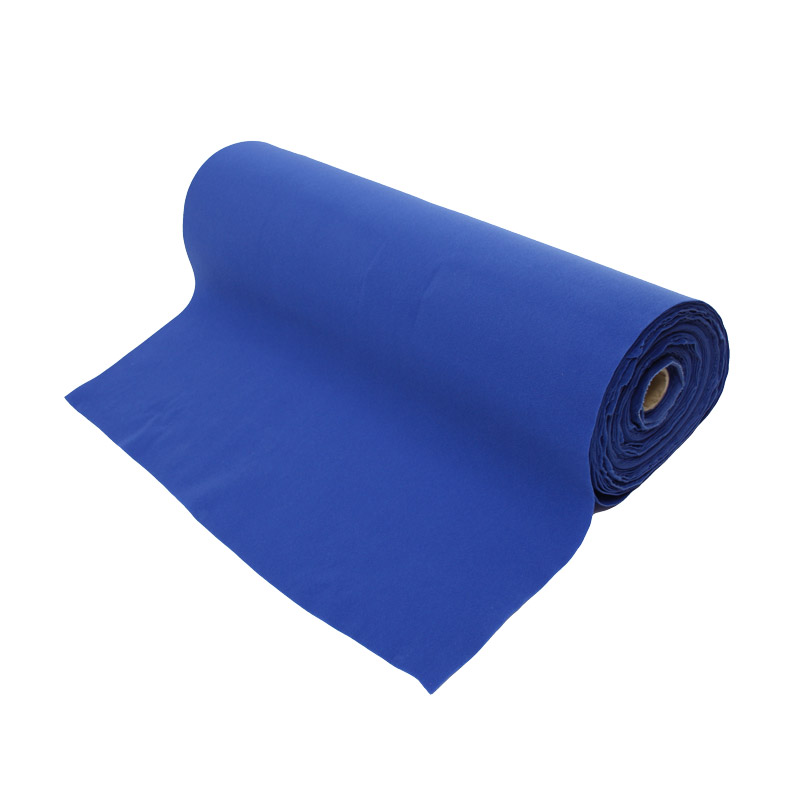 Fastening tape 1000 mm sl-velour blue