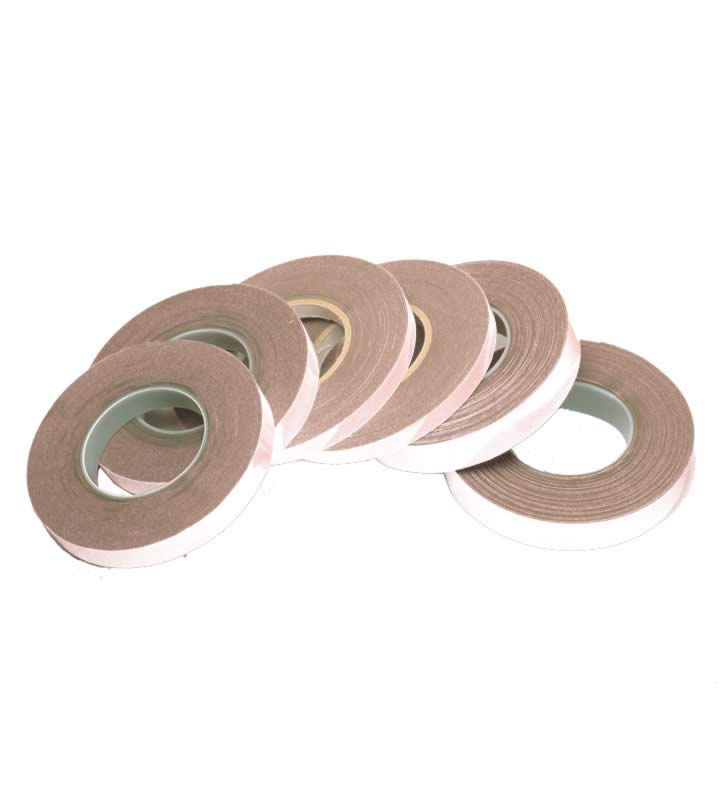 Acrylaat lijmstrip 12 mm transparant