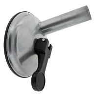 Suction cup with flag holder 20 mm