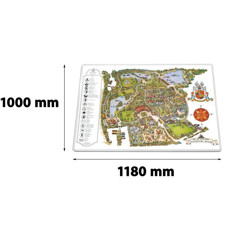 Traffic sign 1180 x 1000 mm