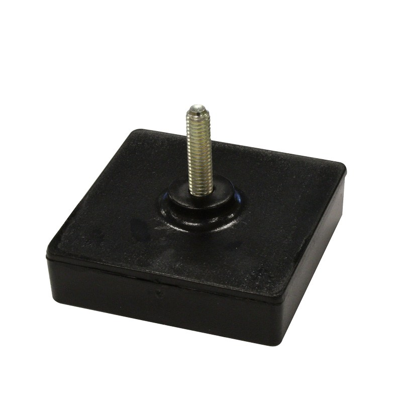 Ceiling magnets 58 x 58 mm black