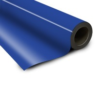 Magnetic foil blue 0 85 x 615 mm