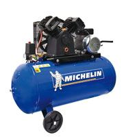 Luchtcompressor Michelin 100 liter