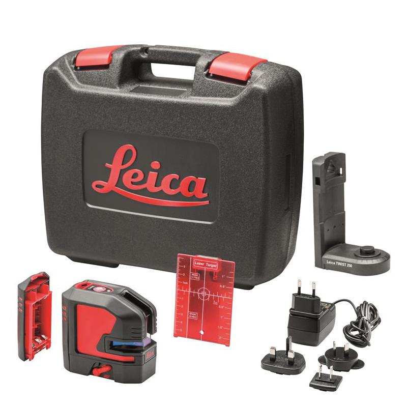Kruislijnlaser Leica Lino L2-1