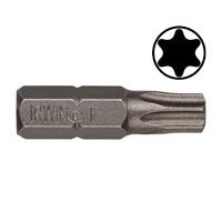 Irwin Torx schroefbits T40-1/4�/25 mm-10 st