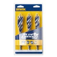 Irwin Houtboor Blue Groove 6X, 3-delig: 20-22-25mm