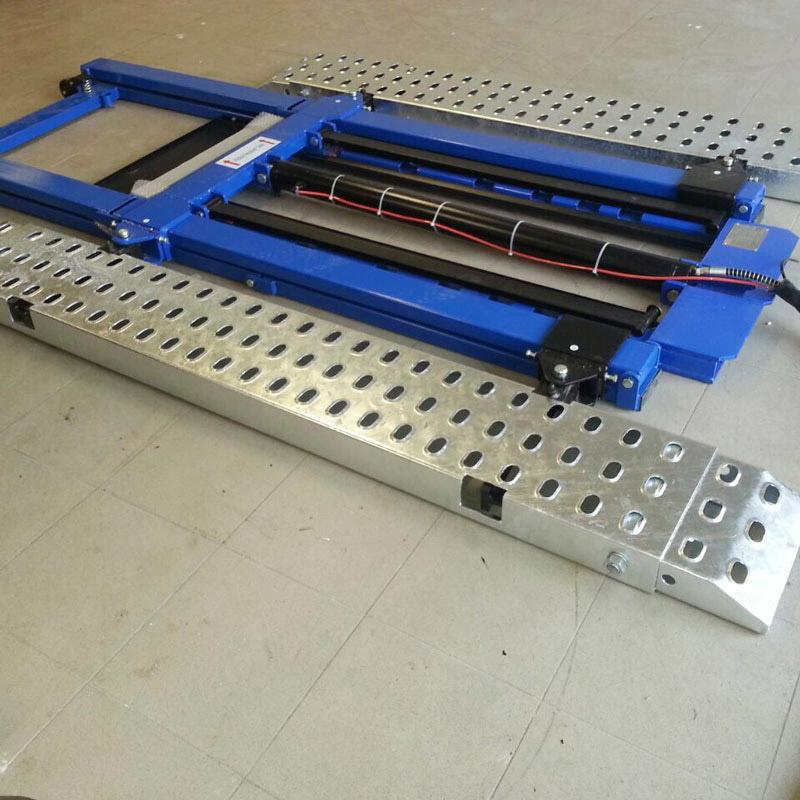 Lift arm 1800/2100 x 300 mm extended