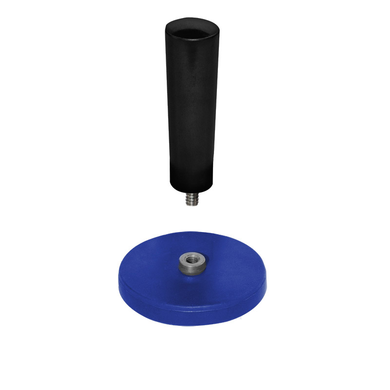 Magnets blue, heavy power