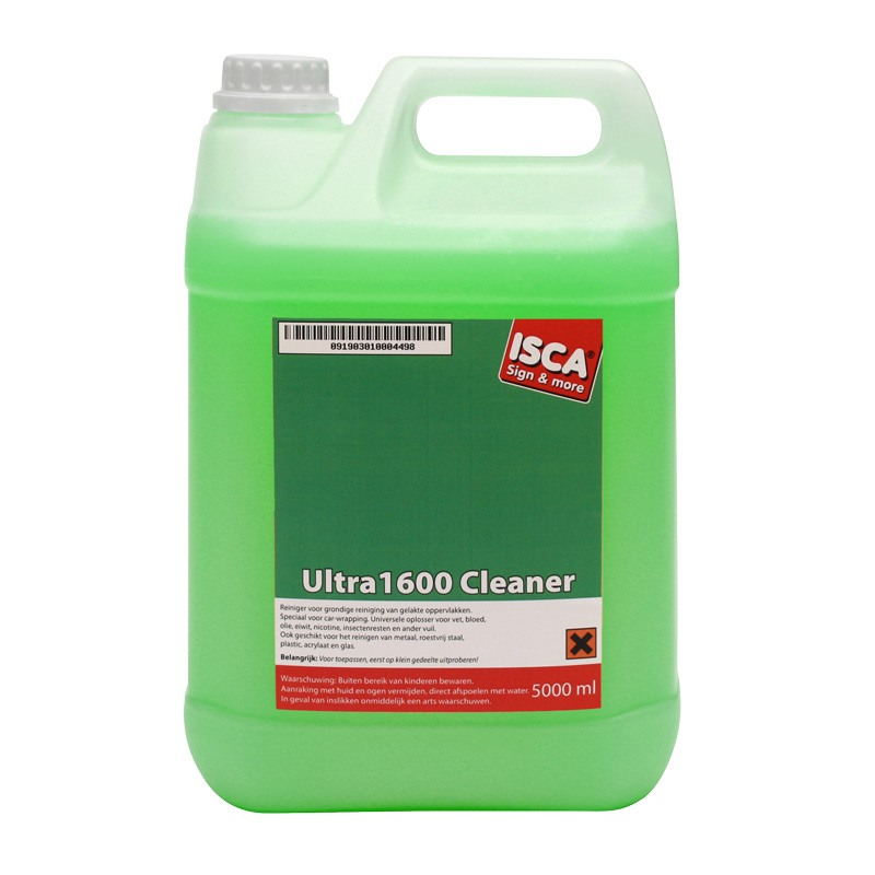 Ultra 1600 cleaner 5000 ml
