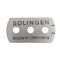 Reservemesjes voor Slider mes voor het verwijderen van de achterse folie liner