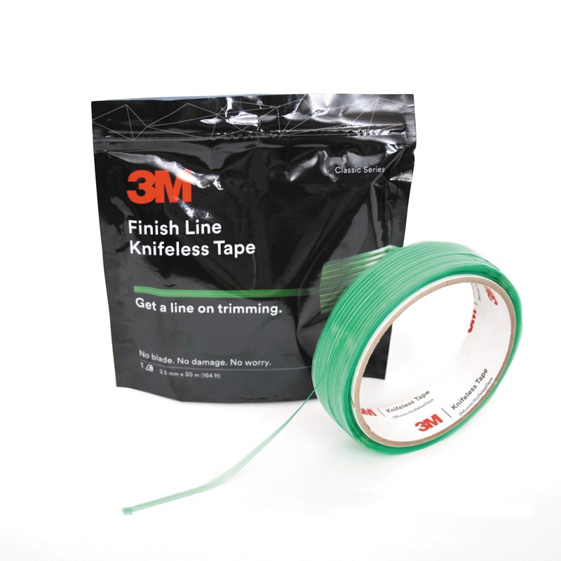 3M adhesive tape with cutting wire Finish 3 mm