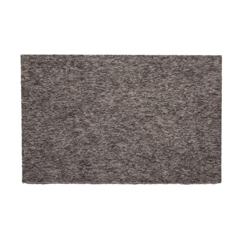 Squeegee felt grey