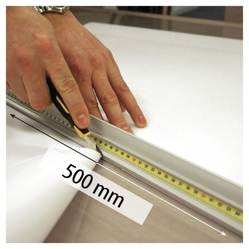 Cutting ruler 500 mm